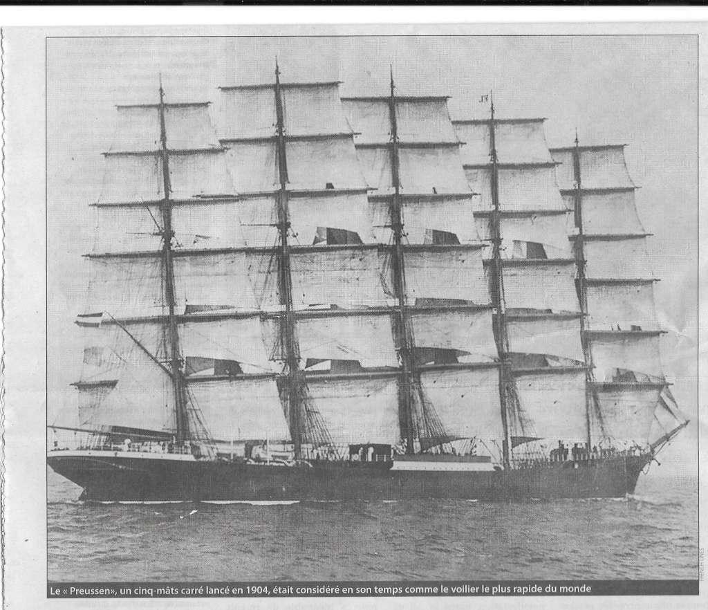 Histoire de bateaux - Les Cap-Horniers 343