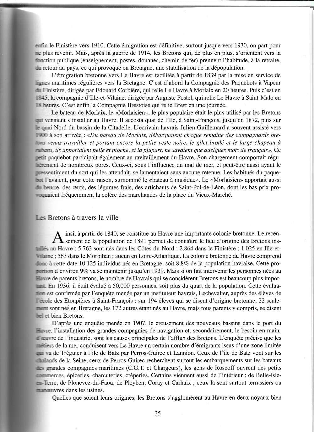 bléville - Hier, Le Havre par Jean LEGOY - Page 4 415