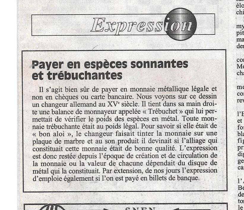 Havre - Histoire de la Monnaie 424