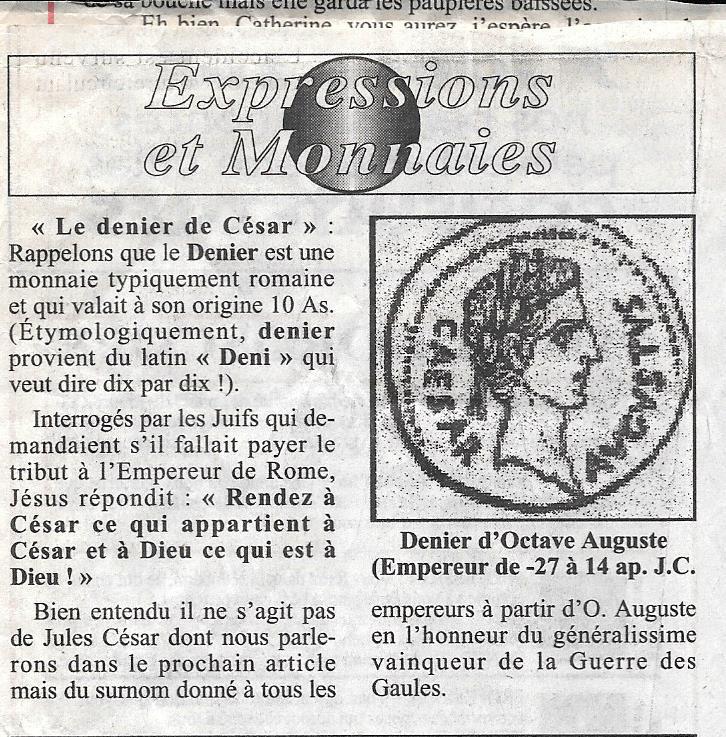 Havre - Histoire de la Monnaie 521
