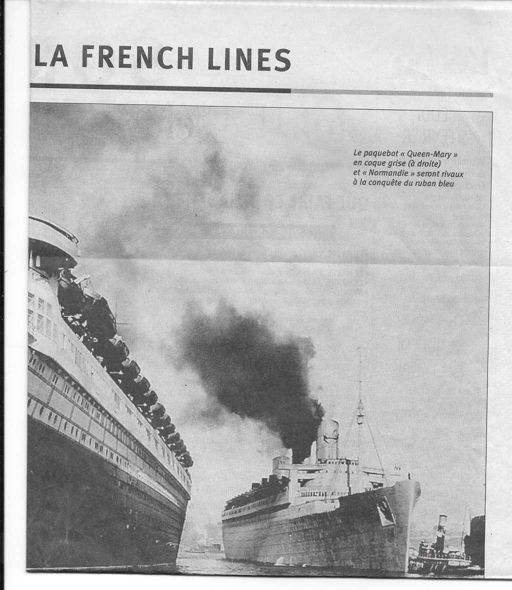 Histoire de bateaux - Le Ruban Bleu 530