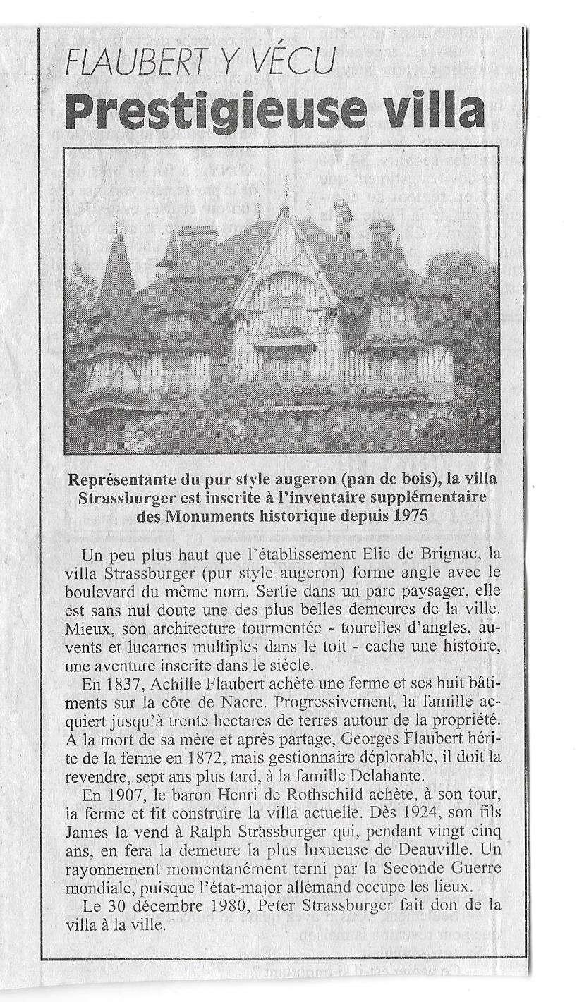 Histoire des communes - Deauville 532