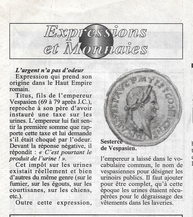 Havre - Histoire de la Monnaie 614