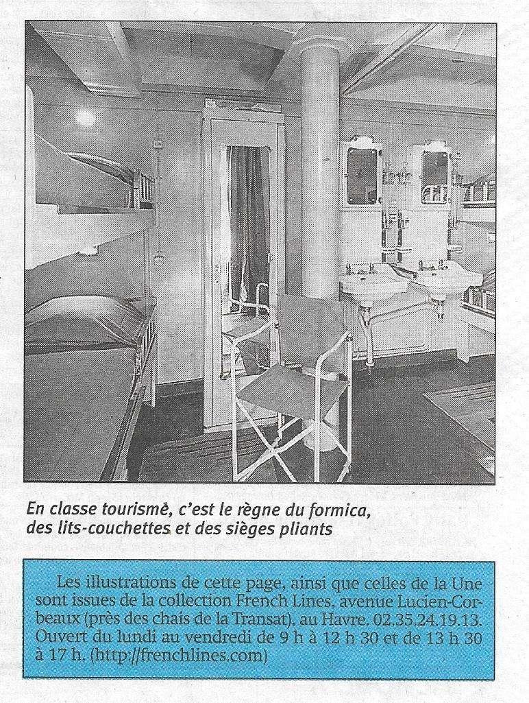Histoire de bateaux - Le Flandre 616