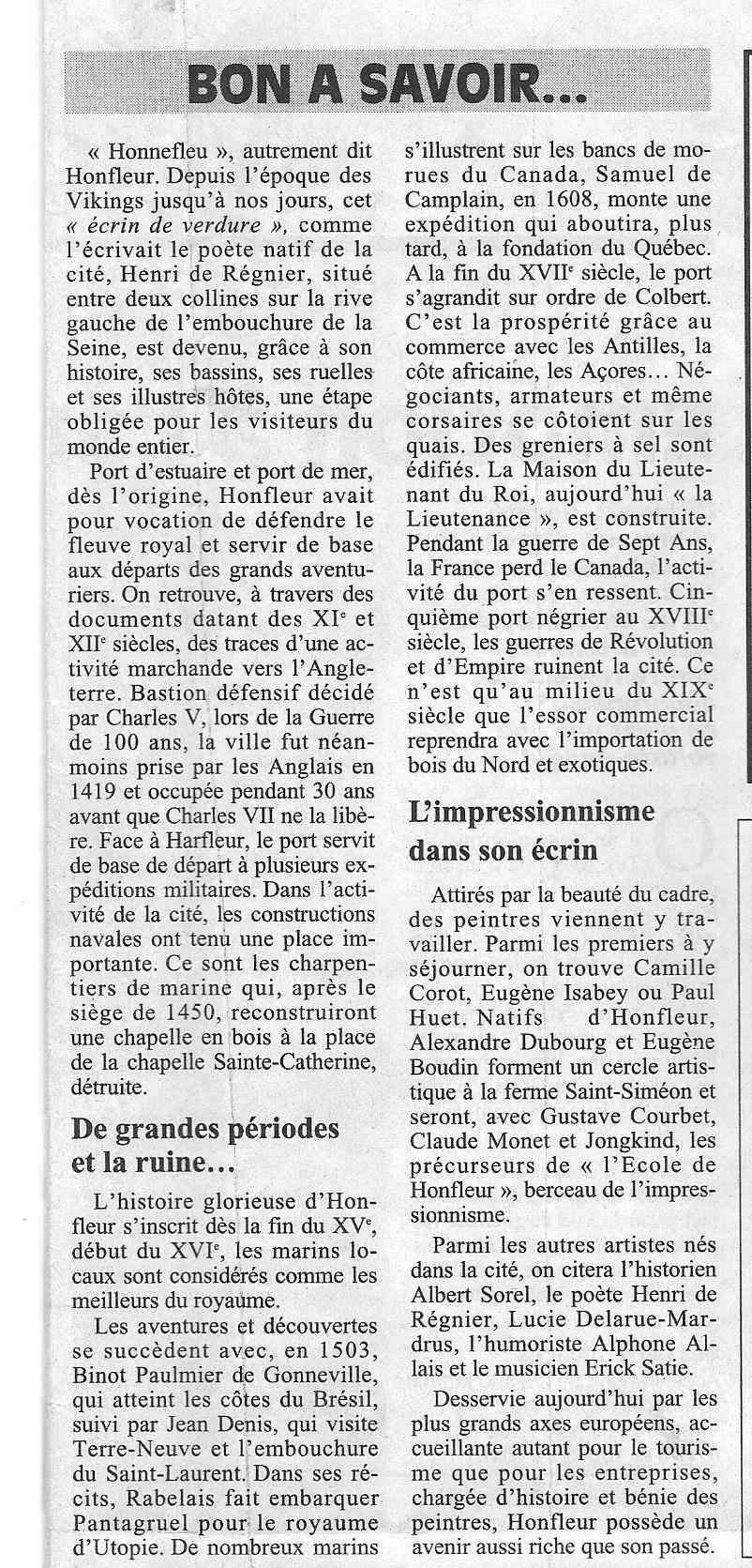 Histoire des communes - Honfleur 618