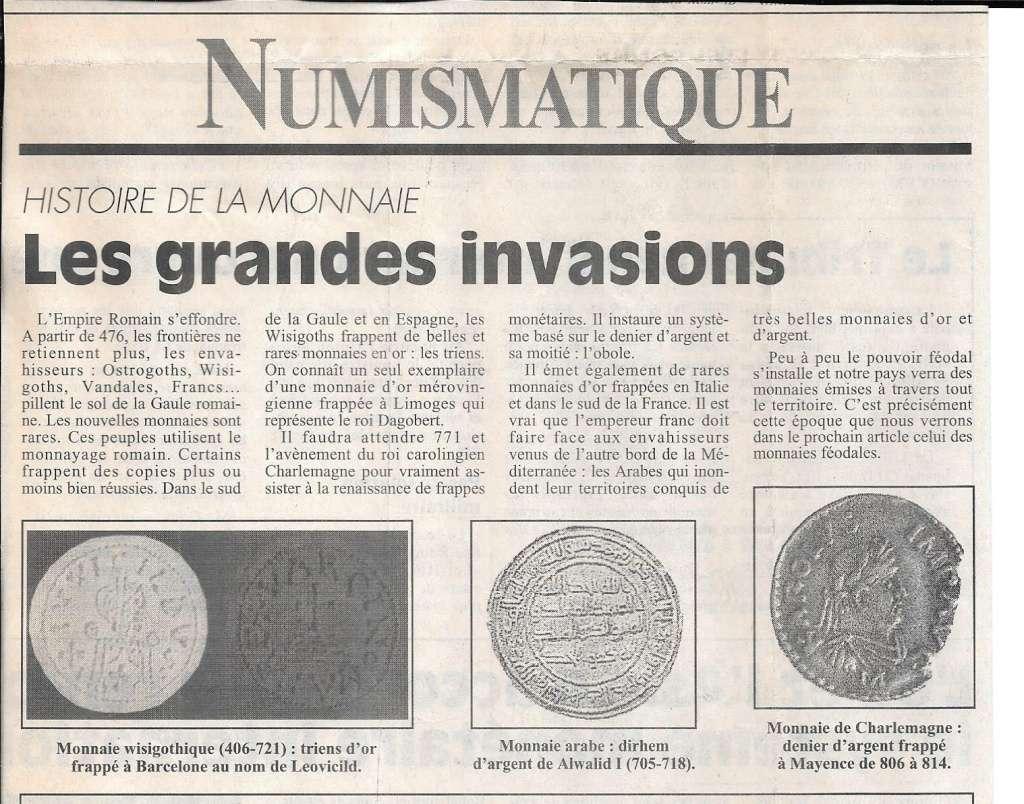 Havre - Histoire de la Monnaie 713