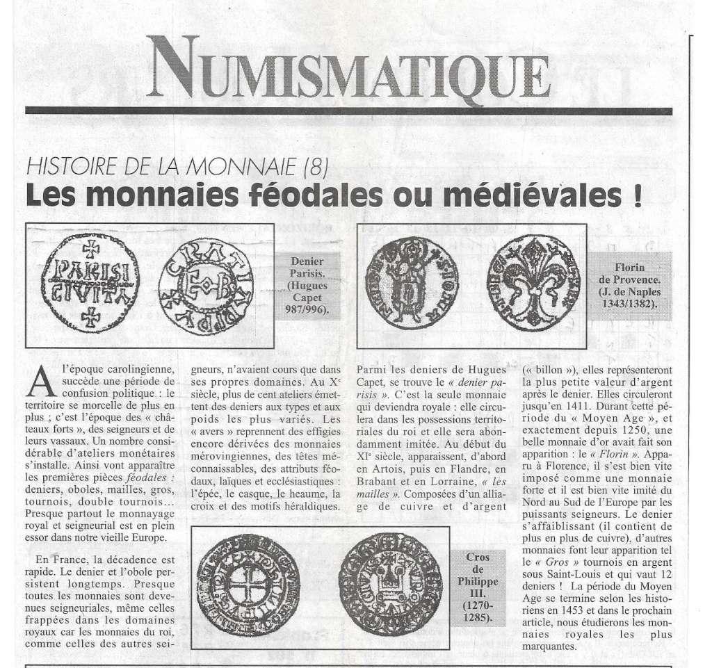 Havre - Histoire de la Monnaie 812