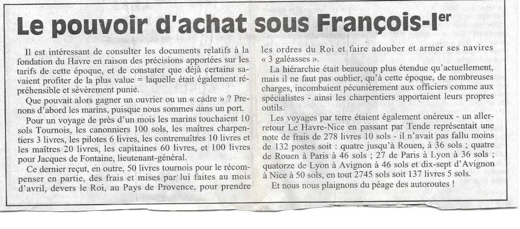 Havre - Histoire de la Monnaie 9-310