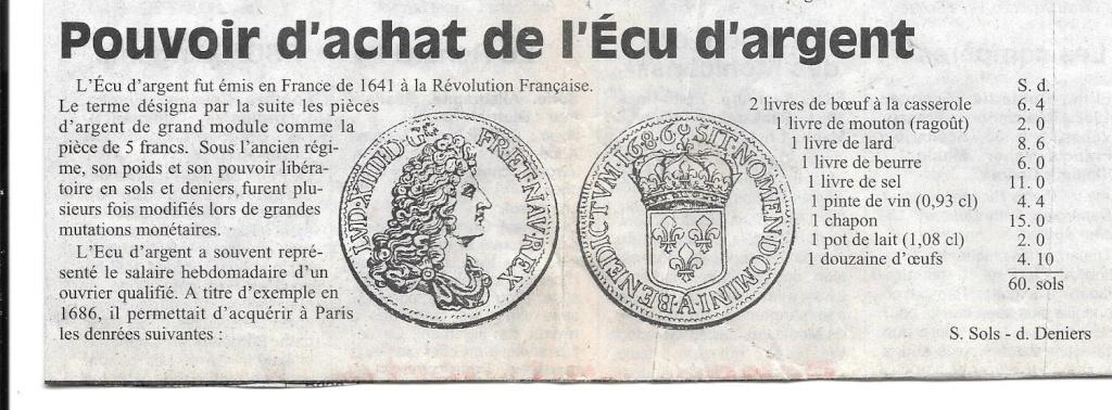 Havre - Histoire de la Monnaie 9-410