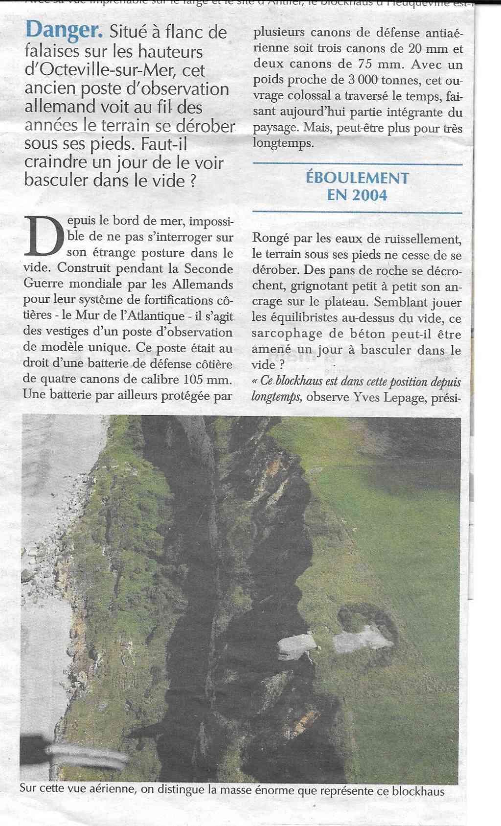 Histoire des communes - Heuqueville 911