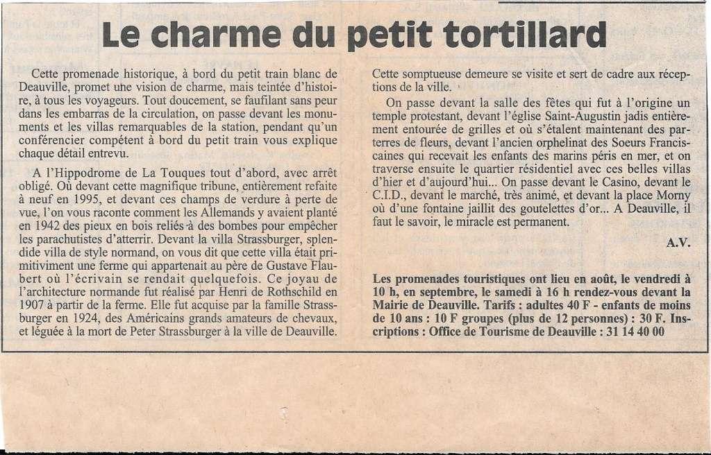 Histoire des communes - Deauville 912