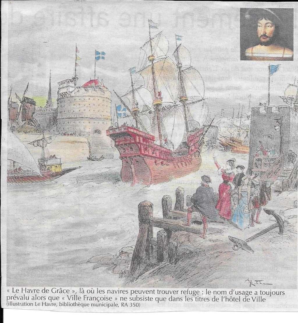 Havre - François 1er, star du Havre Scan0013