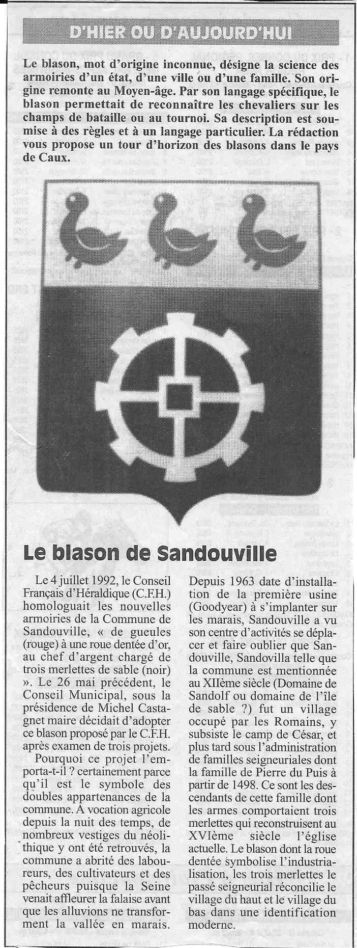 Histoire des communes - Sandouville Scan10
