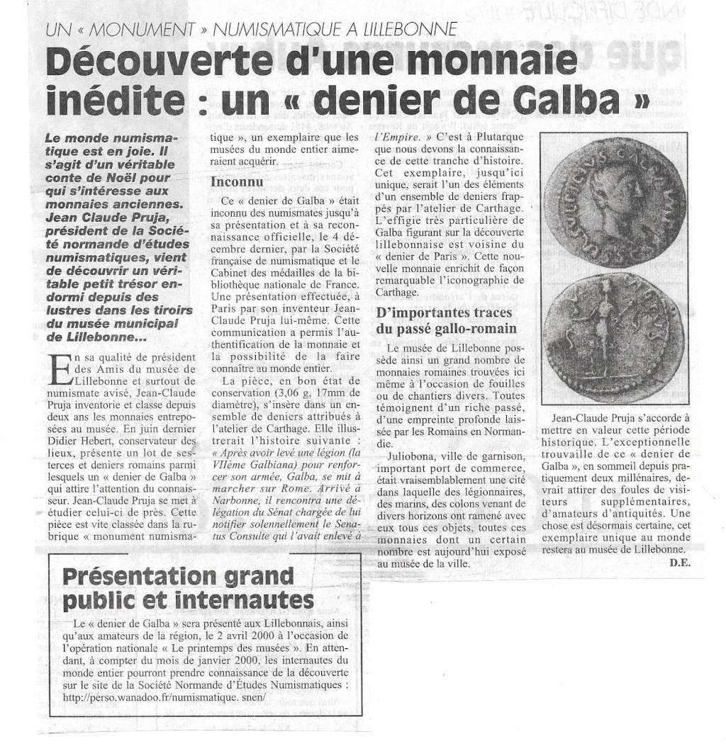 Havre - Histoire de la Monnaie Scan12