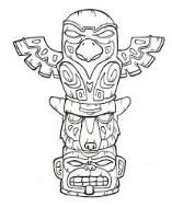 Symbole du Totem Totem210