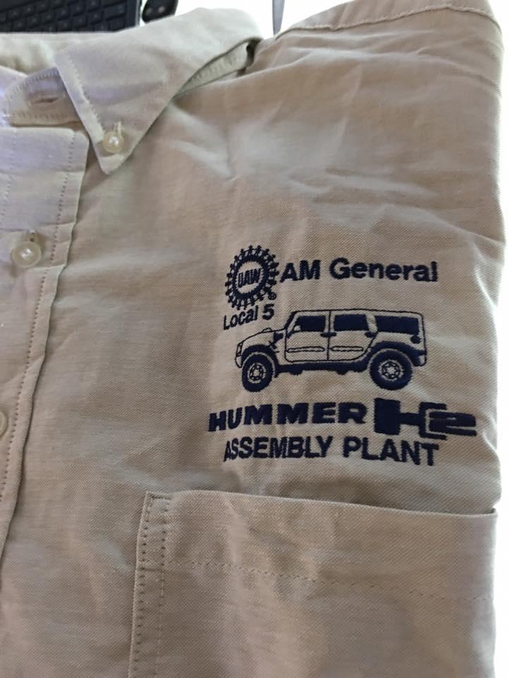 vêtement collector hummer 12524210