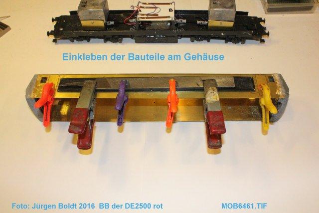 Das dritte Projekt 2014 - Die Henschel-BBC DE2500 Lok in 0 - Seite 3 Mob64610