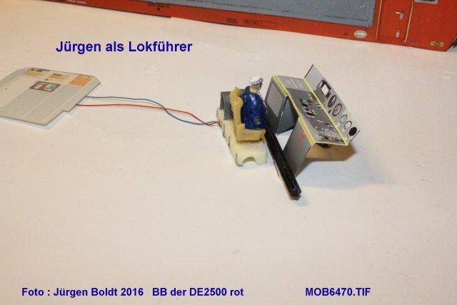 Das dritte Projekt 2014 - Die Henschel-BBC DE2500 Lok in 0 - Seite 3 Mob64710