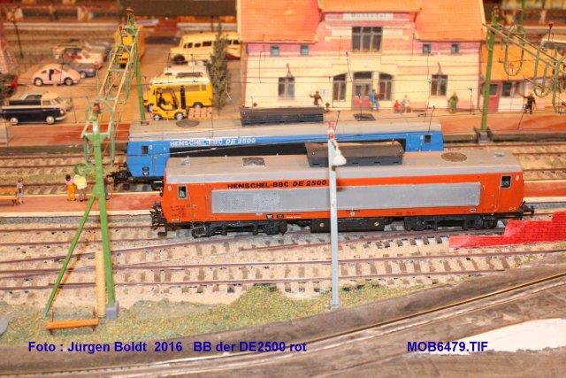 Das dritte Projekt 2014 - Die Henschel-BBC DE2500 Lok in 0 - Seite 3 Mob64713