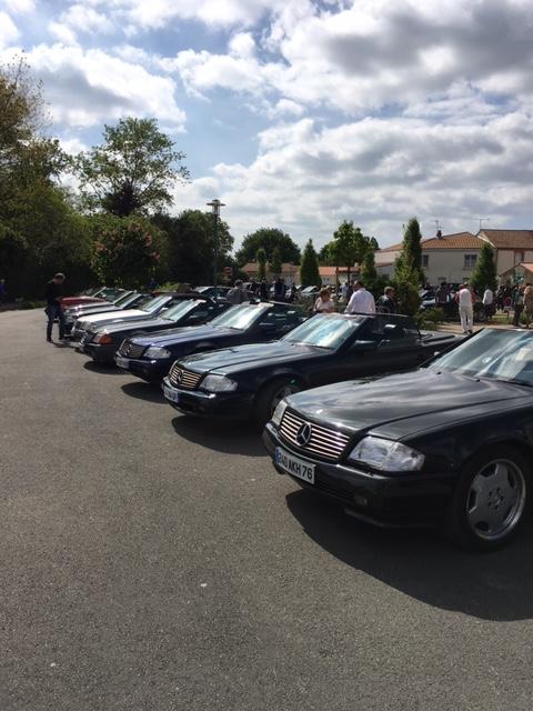 Rassemblement Mercedes SL 129 aux Sables d'Olonnes w-e de la Pentecôte Img_0321