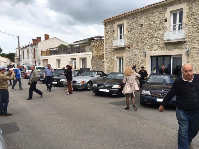 Rassemblement Mercedes SL 129 aux Sables d'Olonnes w-e de la Pentecôte Img_0325