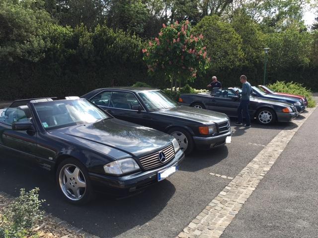 Rassemblement Mercedes SL 129 aux Sables d'Olonnes w-e de la Pentecôte Img_0327