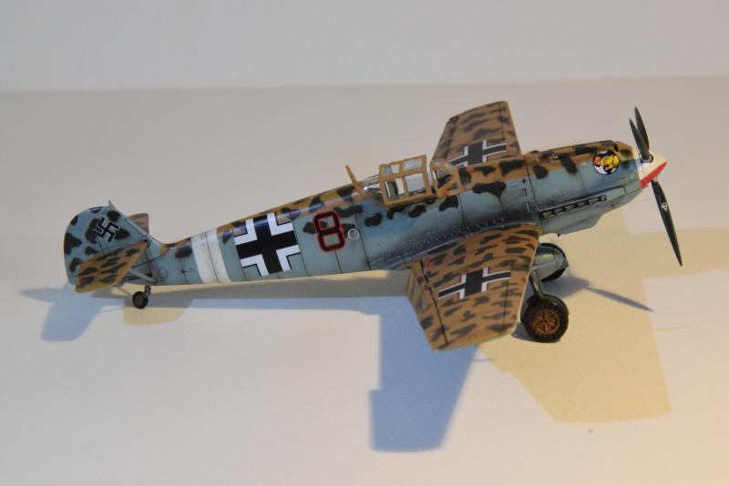 Messerschmitt Bf 109E-7/Trop - Airfix - 1/72 06012