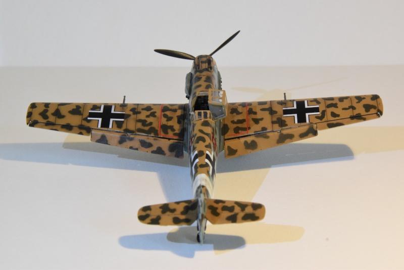 Messerschmitt Bf 109E-7/Trop - Airfix - 1/72 06212