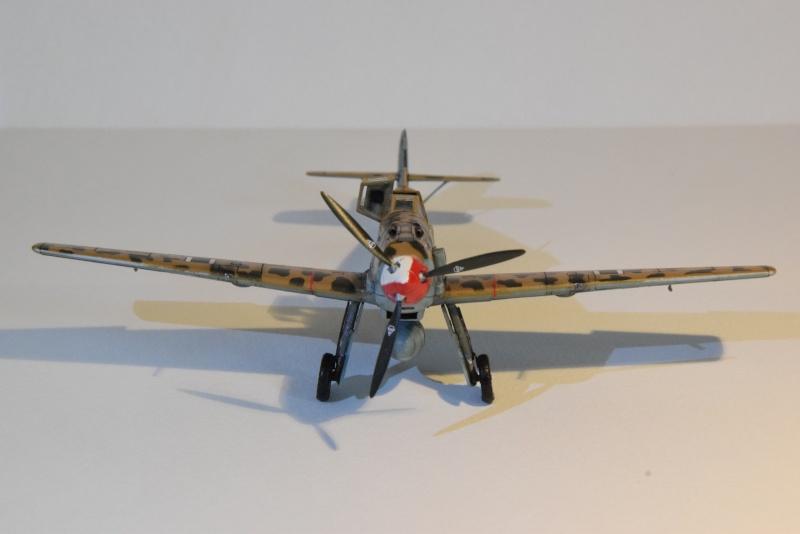 Messerschmitt Bf 109E-7/Trop - Airfix - 1/72 06312
