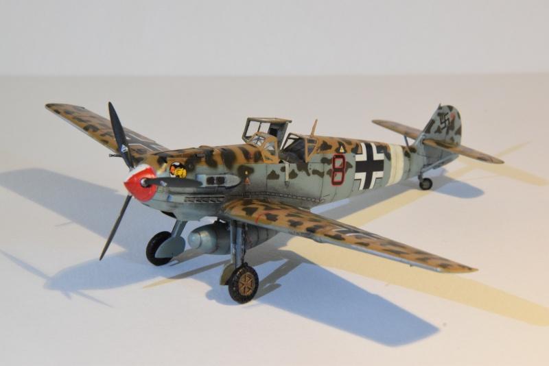 Messerschmitt Bf 109E-7/Trop - Airfix - 1/72 06412