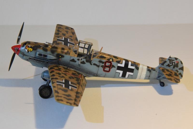 Messerschmitt Bf 109E-7/Trop - Airfix - 1/72 06512