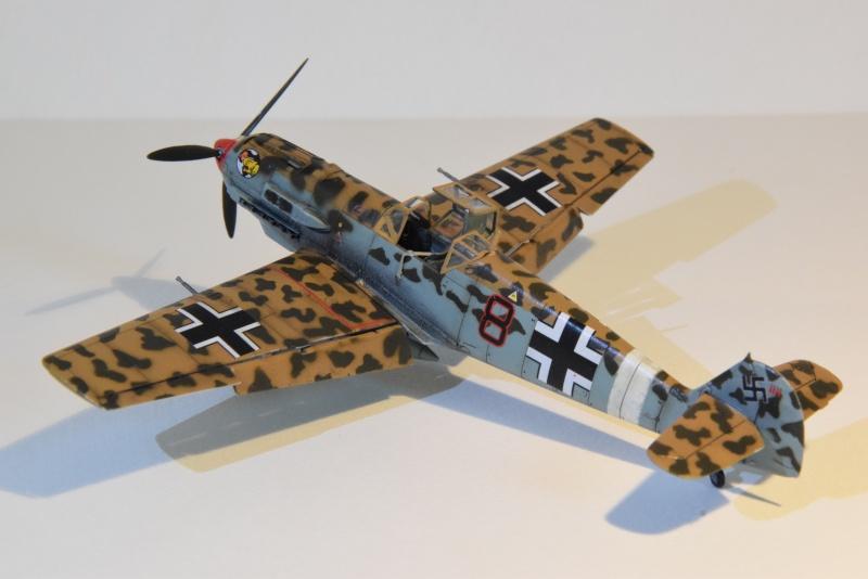 Messerschmitt Bf 109E-7/Trop - Airfix - 1/72 06612
