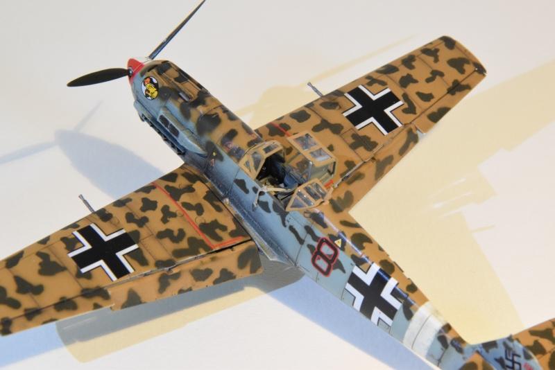 Messerschmitt Bf 109E-7/Trop - Airfix - 1/72 06711