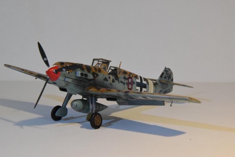 Messerschmitt Bf 109E-7/Trop - Airfix - 1/72 06811