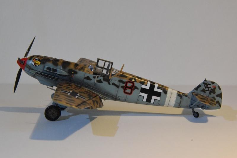 Messerschmitt Bf 109E-7/Trop - Airfix - 1/72 06912