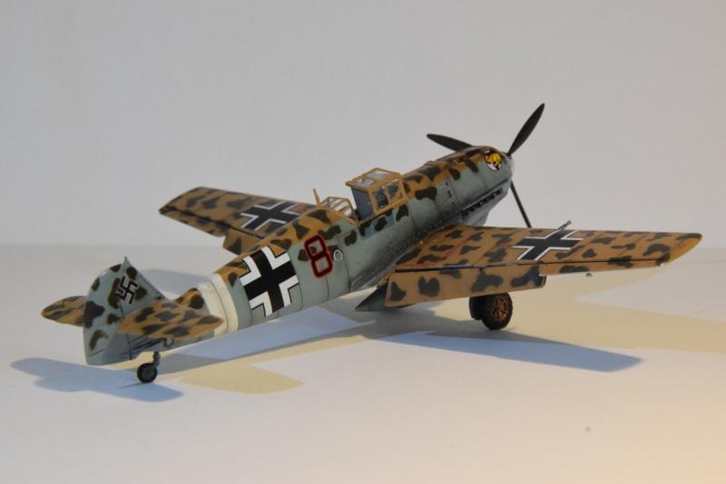 Messerschmitt Bf 109E-7/Trop - Airfix - 1/72 07011