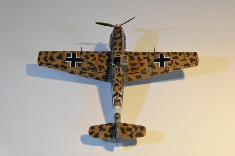 Messerschmitt Bf 109E-7/Trop - Airfix - 1/72 07111