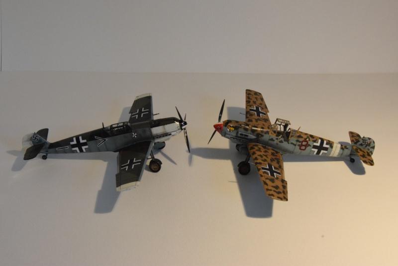Messerschmitt Bf 109E-7/Trop - Airfix - 1/72 07211