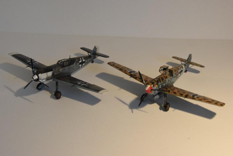 Messerschmitt Bf 109E-7/Trop - Airfix - 1/72 07311