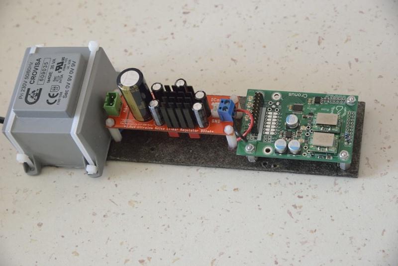 Alimentation sur Batterie LiPo  _img8711