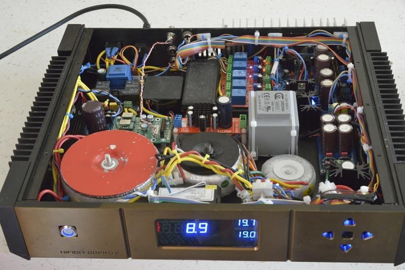 Alimentation sur Batterie LiPo  _img8712