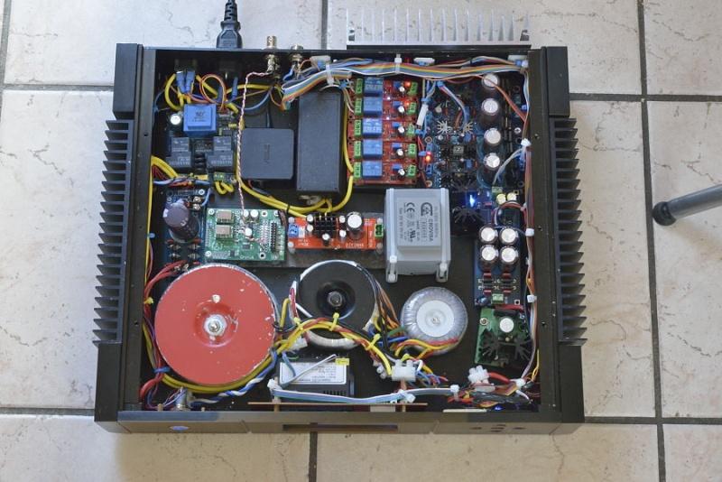Alimentation sur Batterie LiPo  _img8714