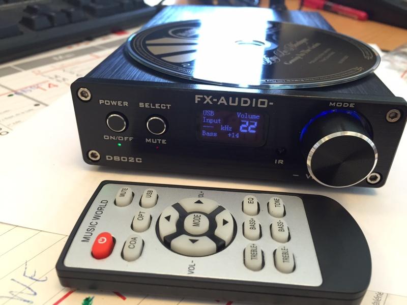 FX Audio D802 Img_1913