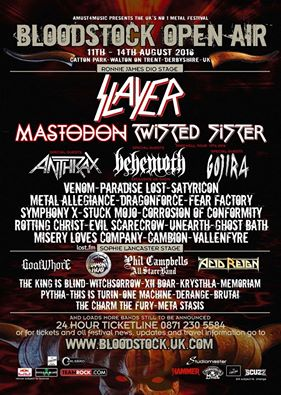 Vallenfyre will destroy the Ronnie James Dio Stage at Bloodstock Festival (UK) on Saturday 08/13 !!! 13010810