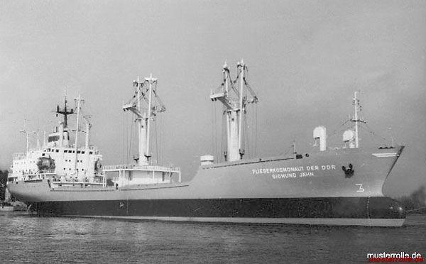 """Navires URSS """"spatiaux"""" Bateau10"""