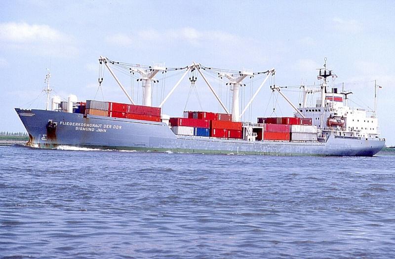 """Navires URSS """"spatiaux"""" Bateau11"""