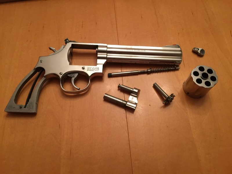 Polissage stainless sur mon 357 s&w Image110