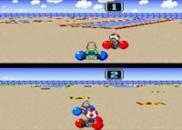 Super Mario Kart ( Super Nes ) Battle10