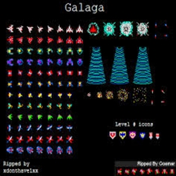 Galaga ( arcade/ Multi-support ) Bestia10