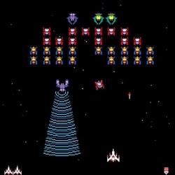 Galaga ( arcade/ Multi-support ) Galaga11